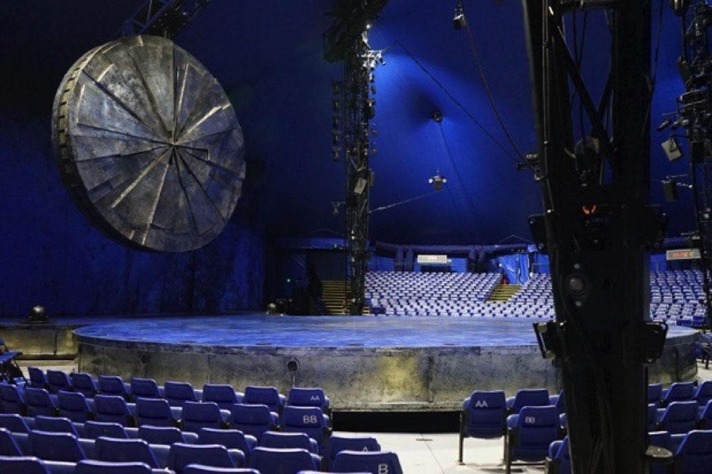 Cirque Du Soleil - Luzia Section 103 Row F Seat 1