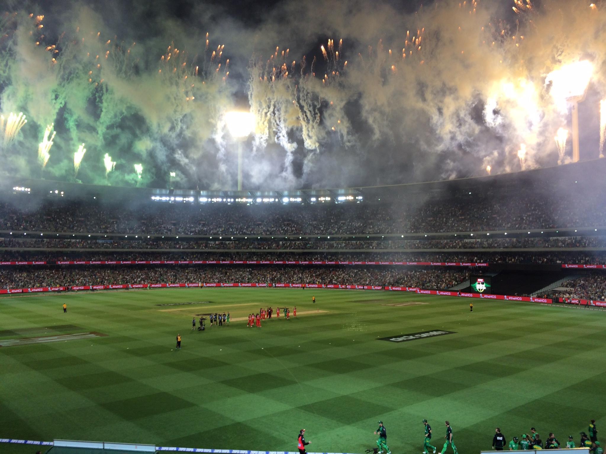 Melbourne Cricket Ground Section Q54