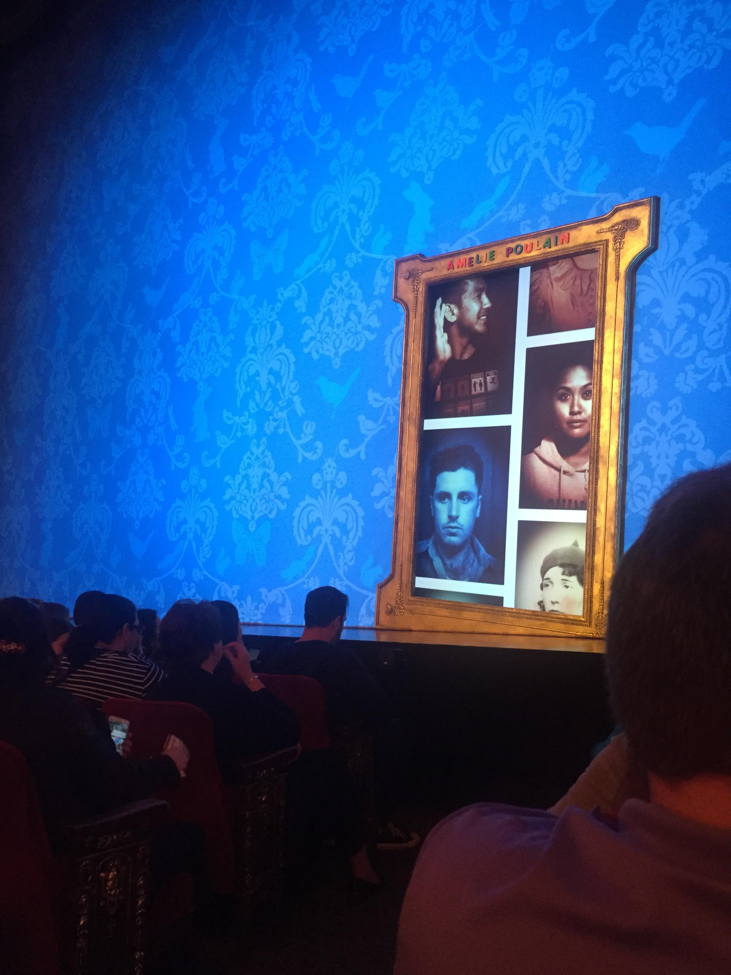 Walter Kerr Theatre Section Orchestra R Row E Seat 2
