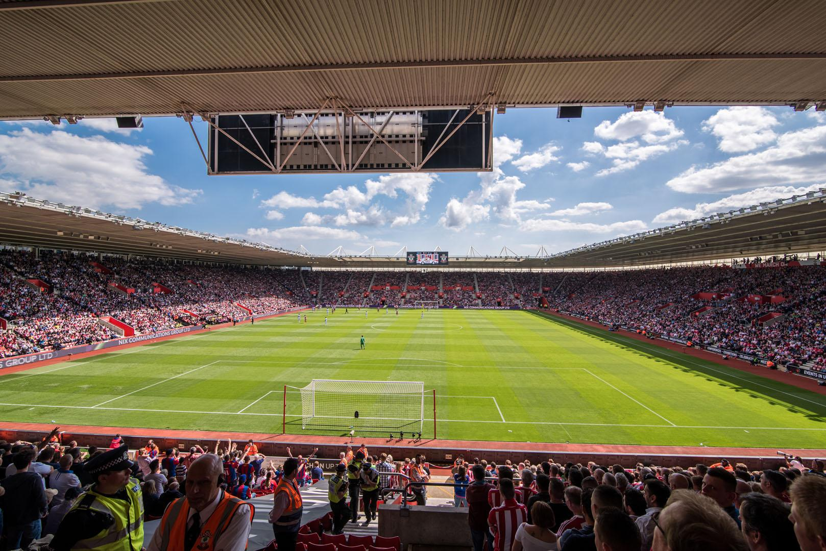 St Mary's Stadium Section 43