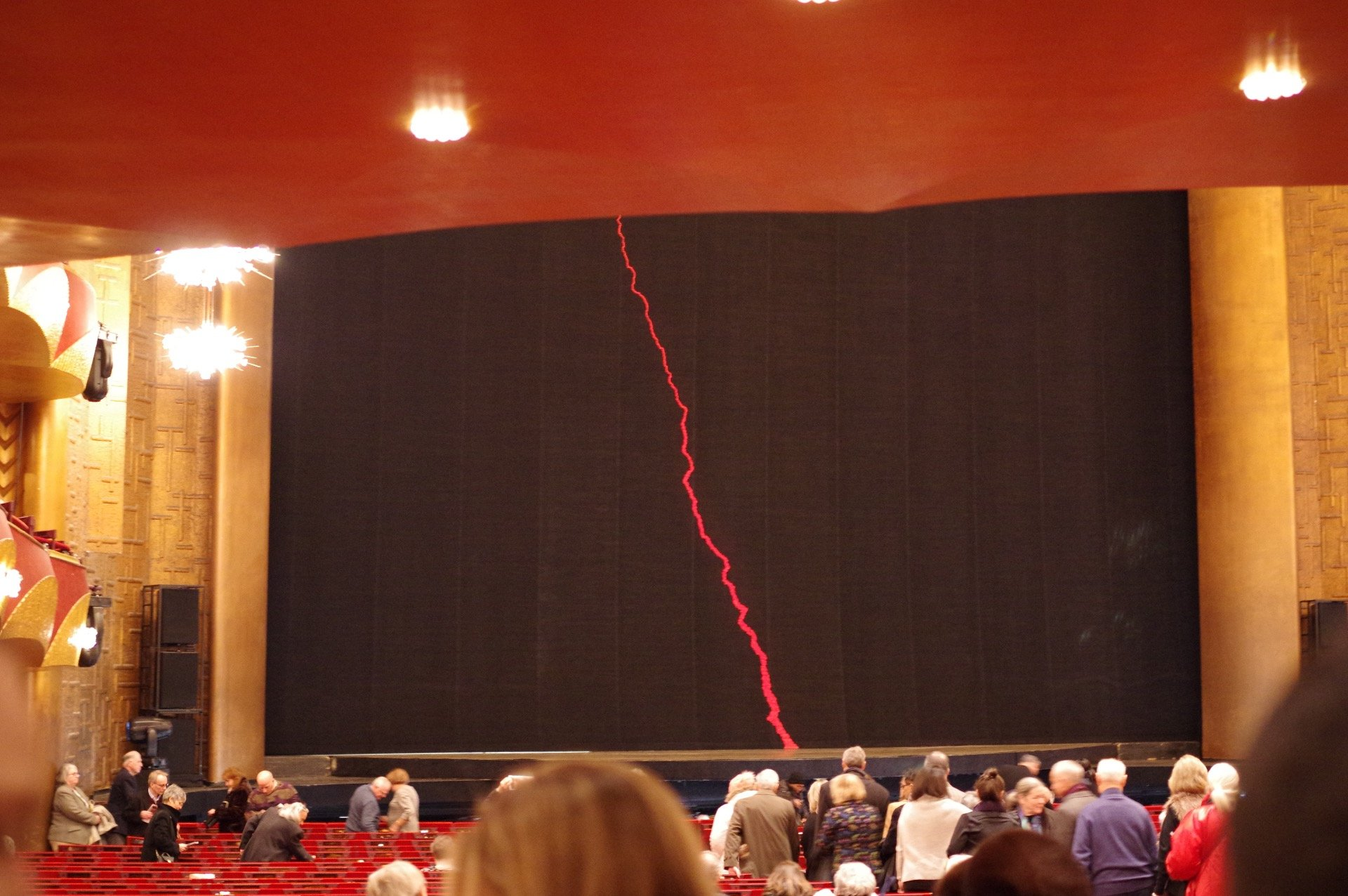 Metropolitan Opera House - Lincoln Center Section Orchestra Row CC Seat 23