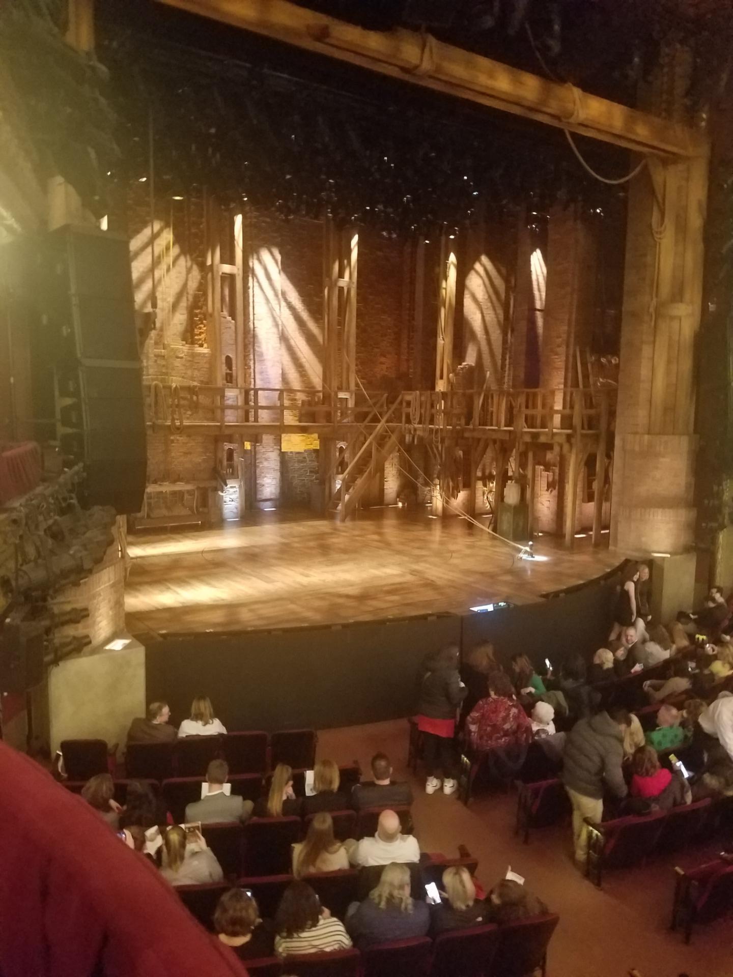 CIBC Theatre Section BX-1