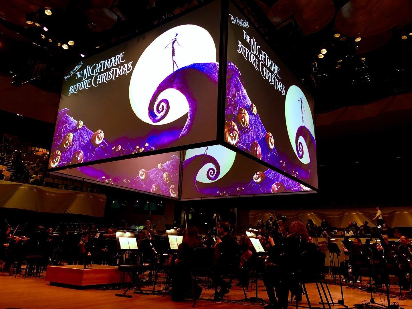 Boettcher Concert Hall Section Orchestra 1 Row G Seat 60