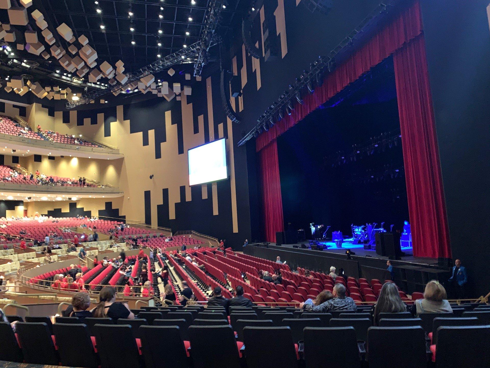 Hard Rock Live At Seminole Hard Rock Section 113 Row A Seat 3