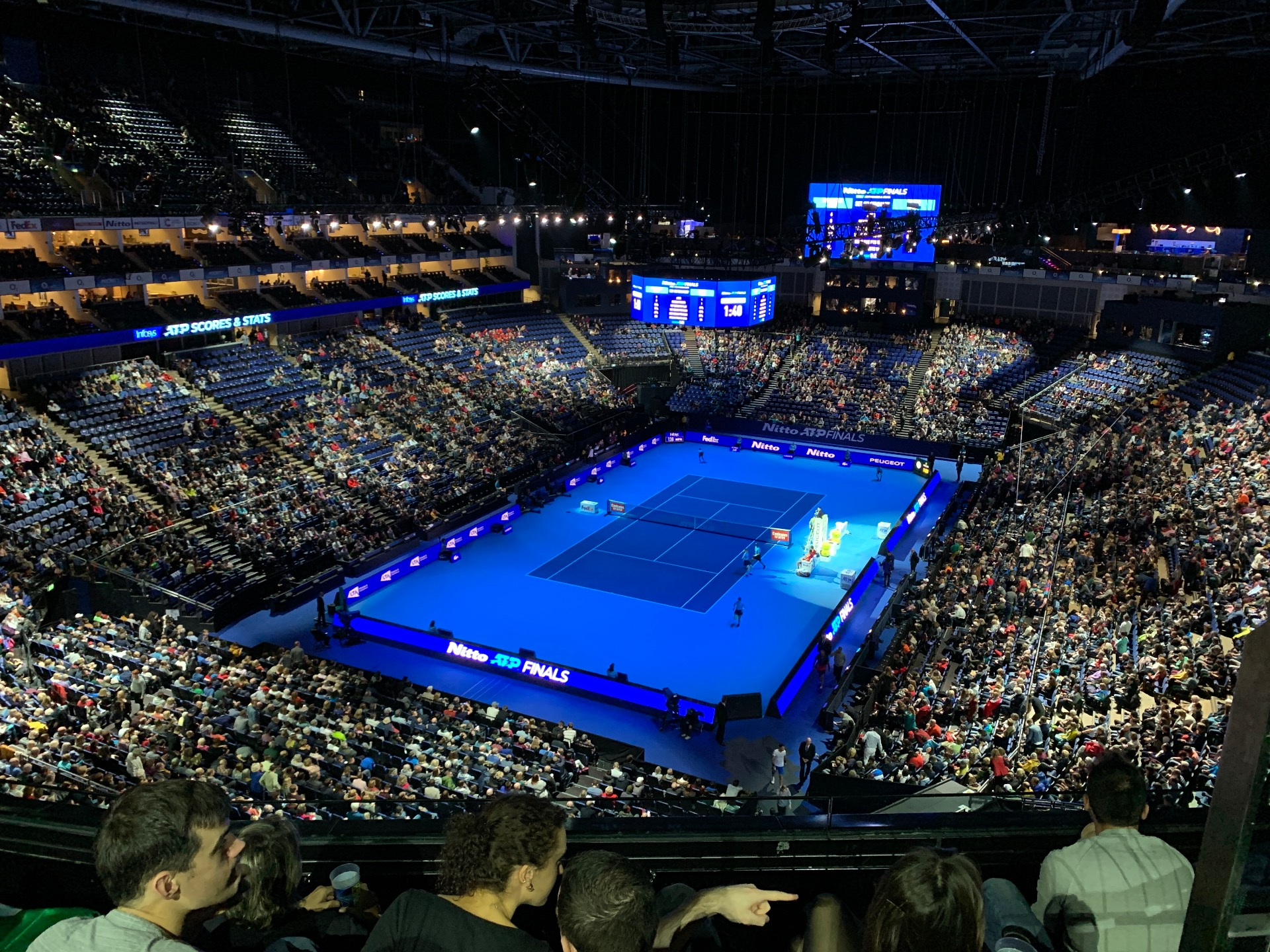 The O2 Arena Section 414 Row D Seat 767