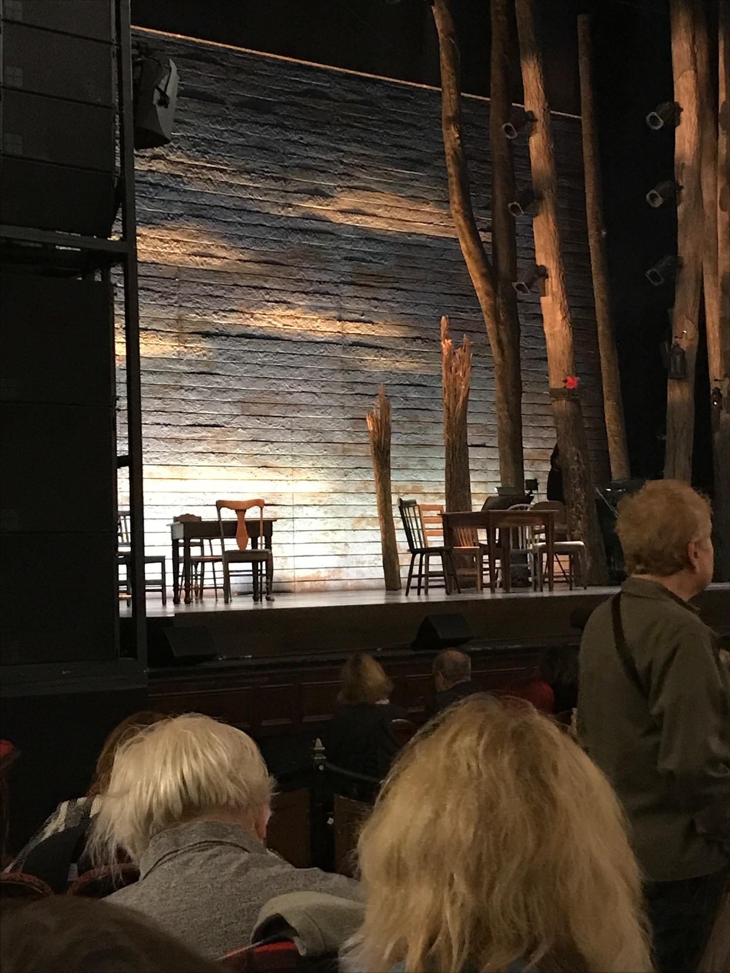 Citizens Bank Opera House Section Lorclv Row G Seat 31