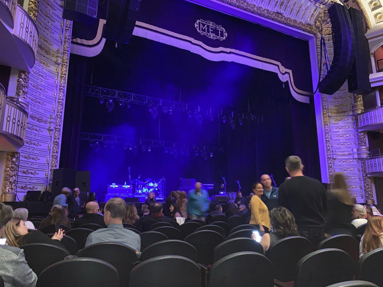 The Met Philadelphia Section Orchestra 3 Row KK Seat 6