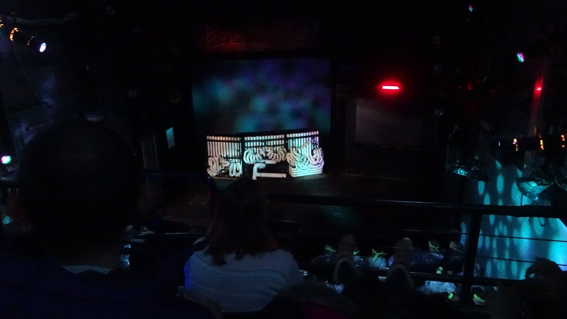 Astor Place Theatre Section Mezz Row C Seat 4