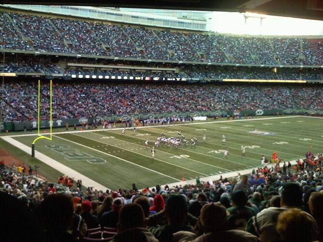 Old Giants Stadium