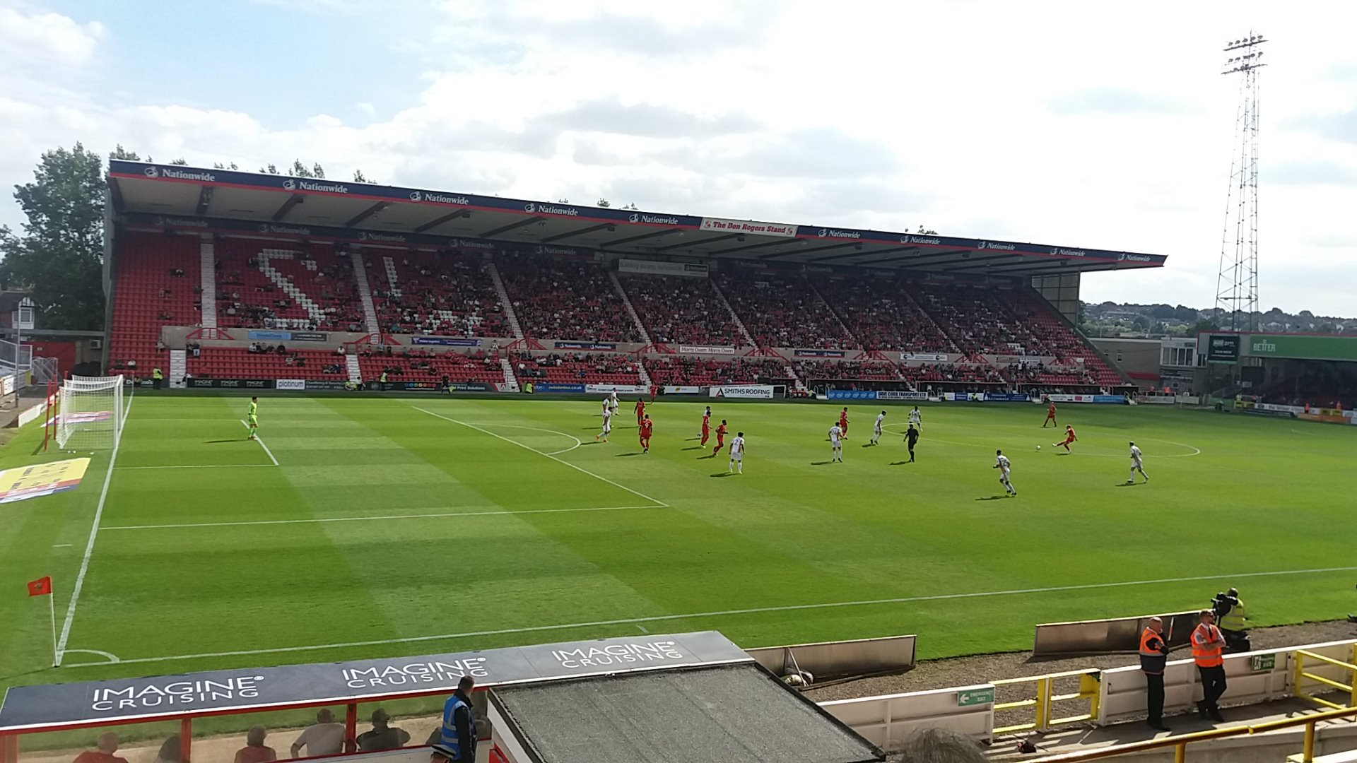 County Ground Section Arkells Stand