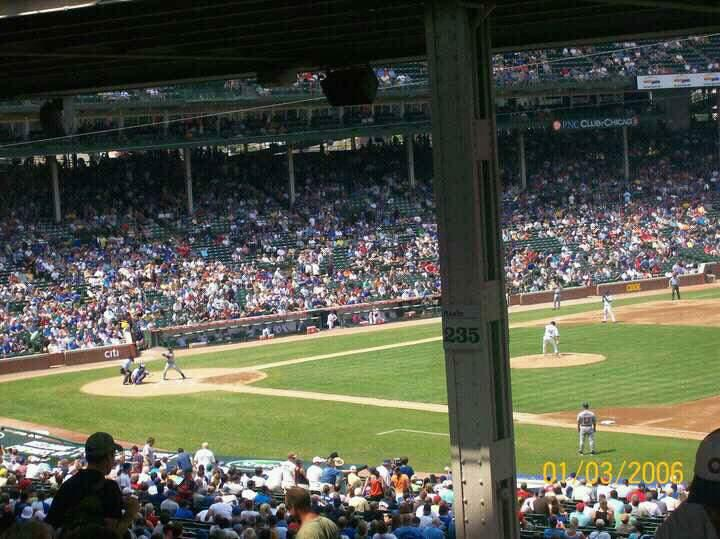 Wrigley Field Section 228 Row 20 Seat 14