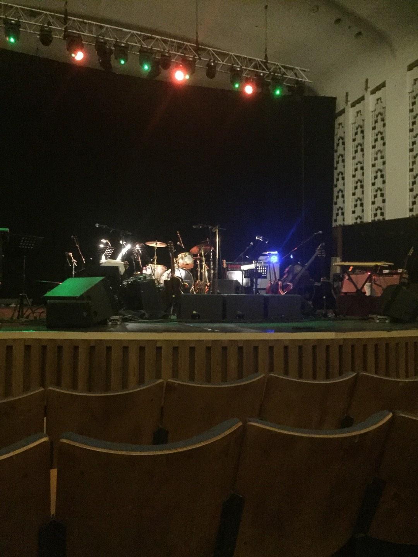 Liverpool Philharmonic Hall Row E Seat 26
