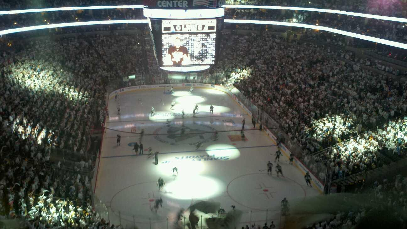 Ppg Paints Arena Section 229 Pittsburgh Penguins