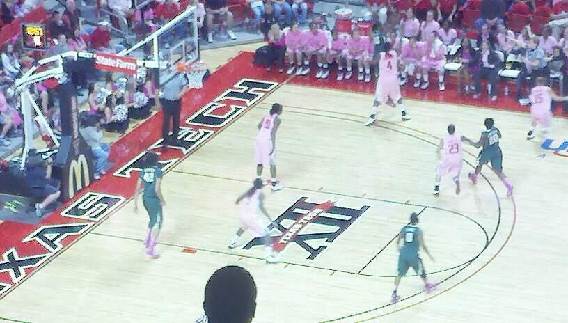 United Supermarkets Arena Section 202