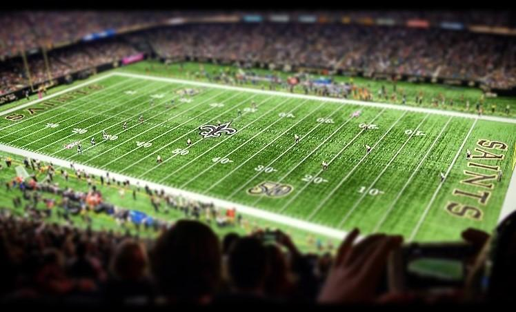 Mercedes-Benz Superdome Section 635 Row 27 Seat 11