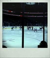 Prudential Center Section 5 Row 3 Seat 6