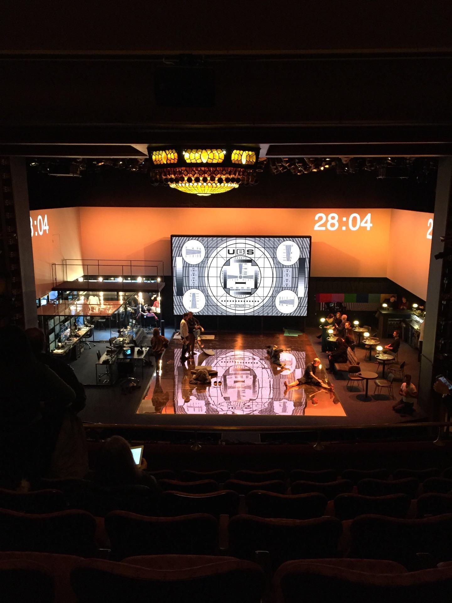 Belasco Theatre Section Mezzanine C Row G Seat 107