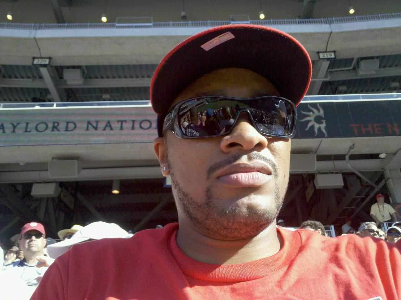 Nationals Park Section 130 Row FF Seat 11