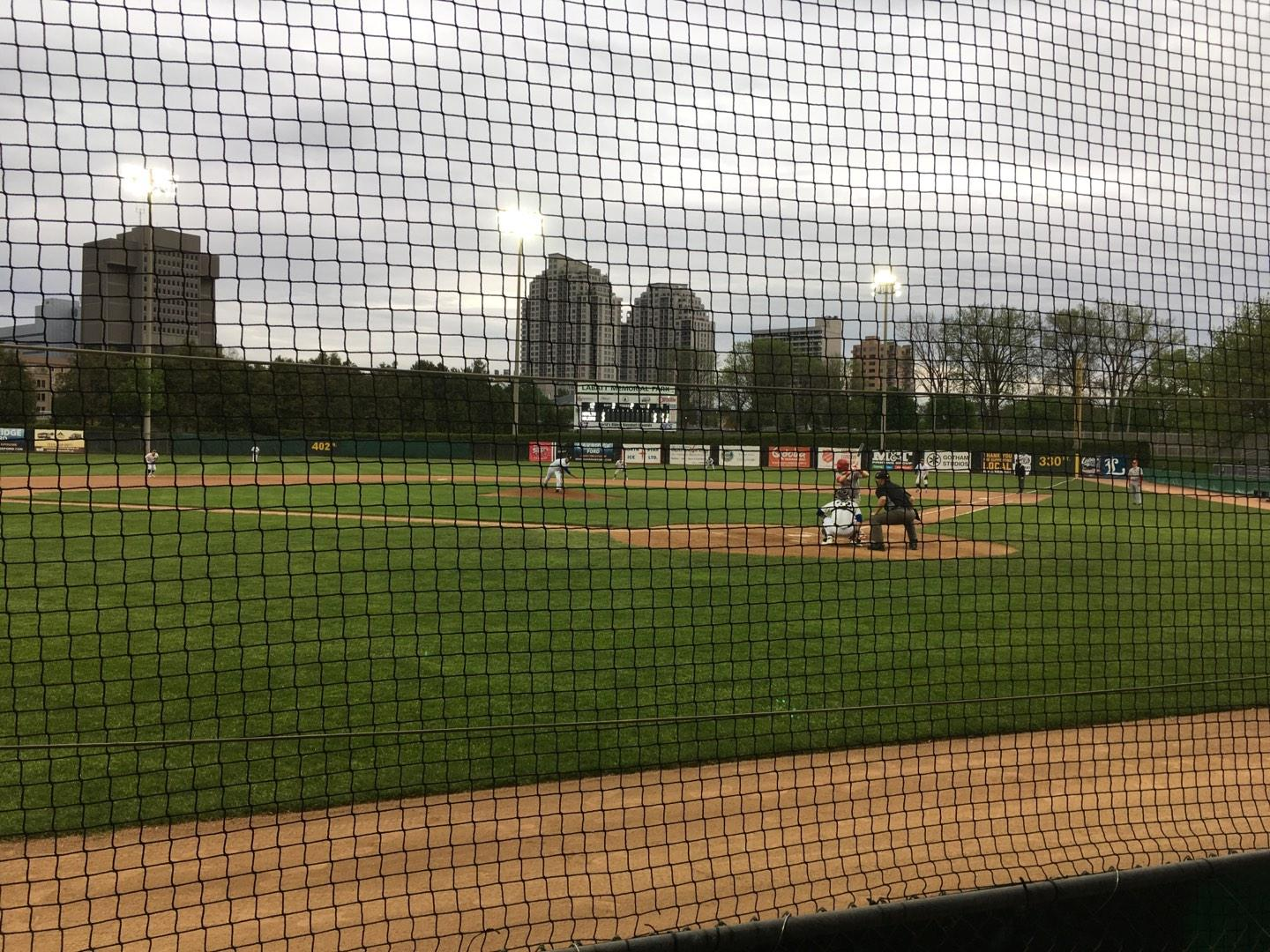 Labatt Park Section VIP Row 3 Seat 6