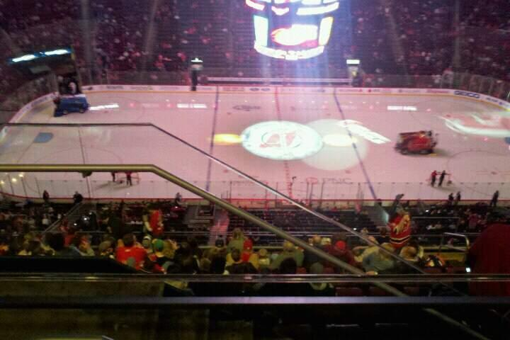 Prudential Center Section 229 Row 3 Seat 23