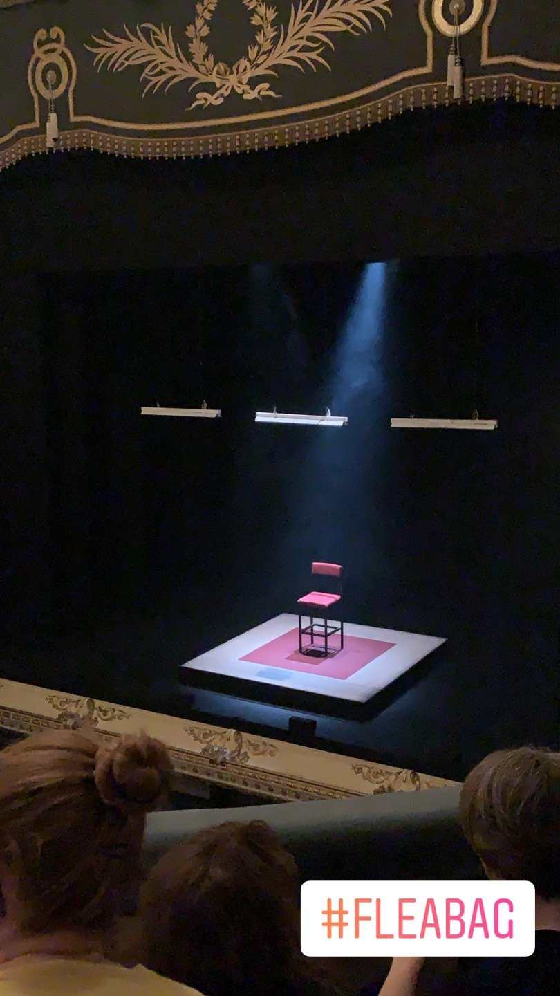 Wyndham's Theatre Section Royal Circle Row C Seat 3