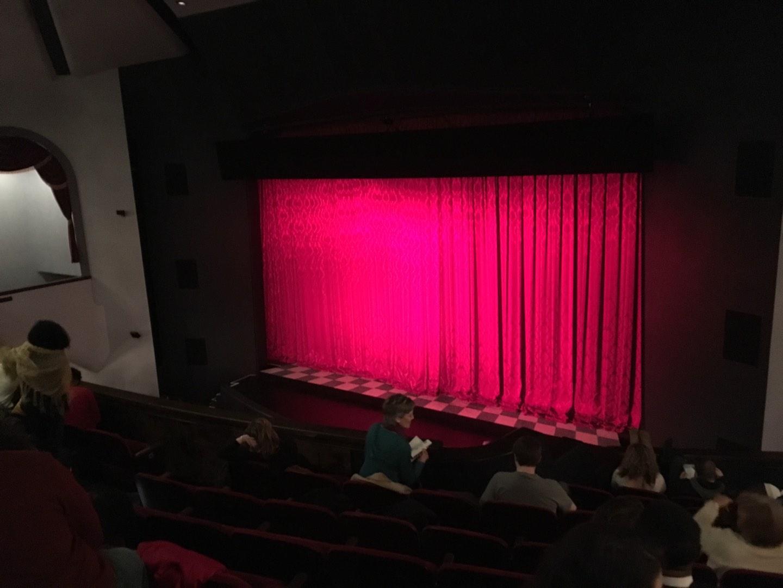 Walnut Street Theatre Section Mez R Row H Seat 308