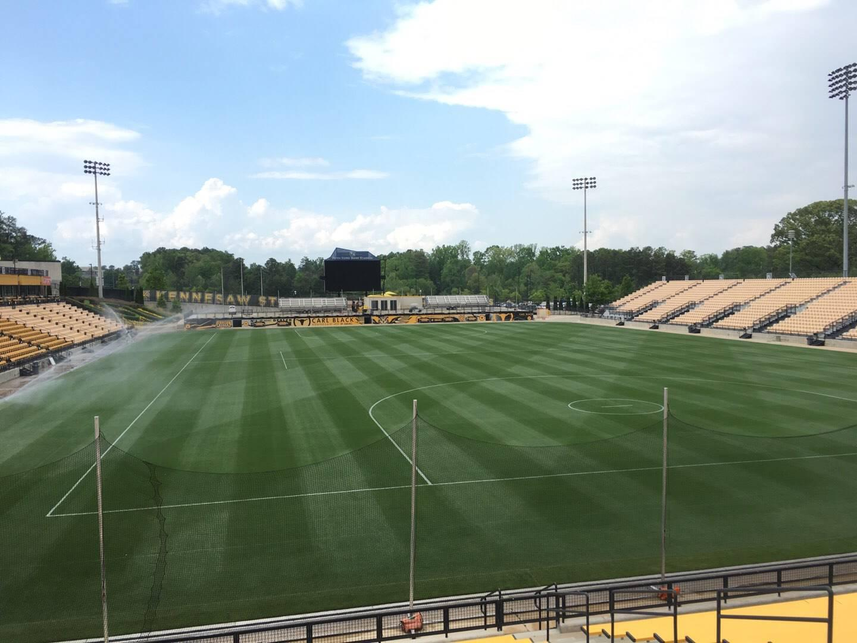 Fifth Third Bank Stadium Section 114