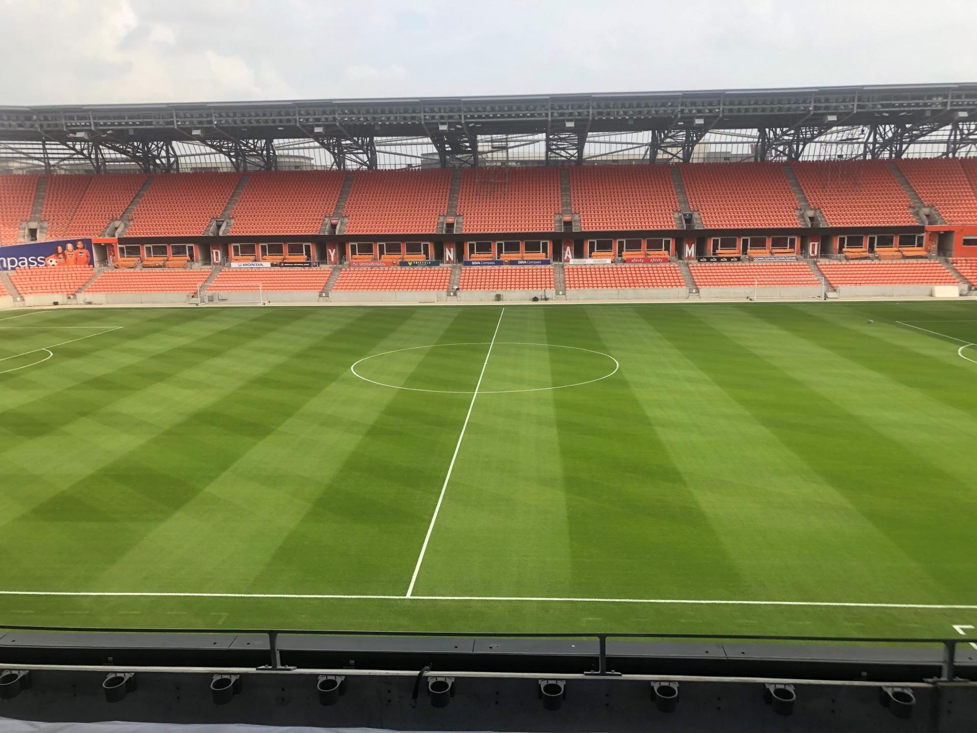 BBVA Stadium Section PC3