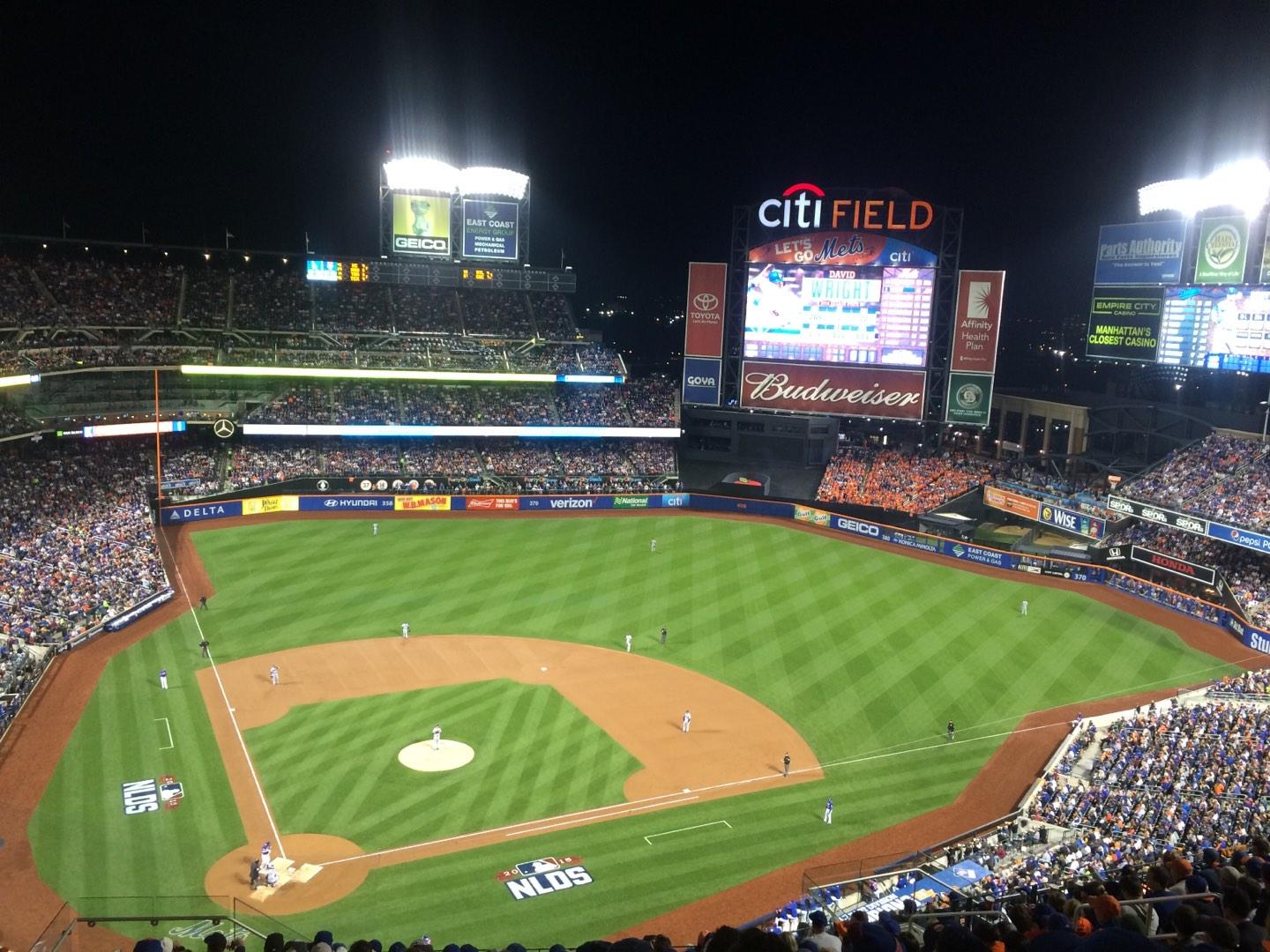 Citi Field Section 510 Row 14 Seat 8