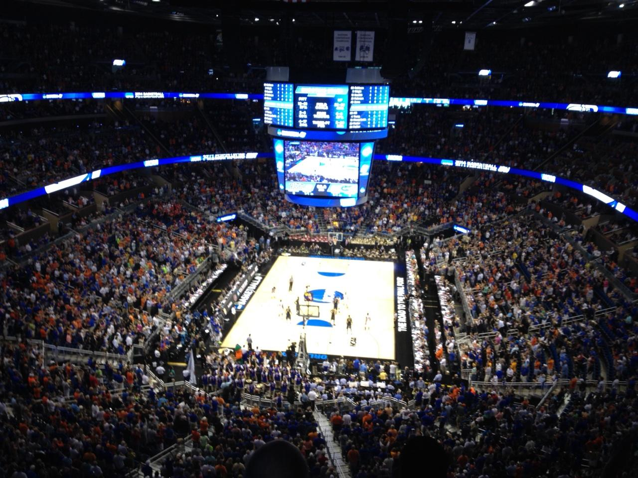 Amway Center Section 232 Row 5 Seat 20