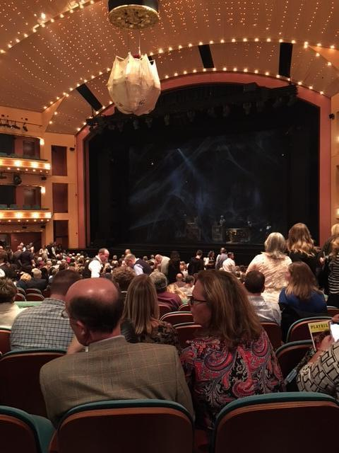 Procter And Gamble Hall at the Aronoff Center Section RORCH Row V Seat 310