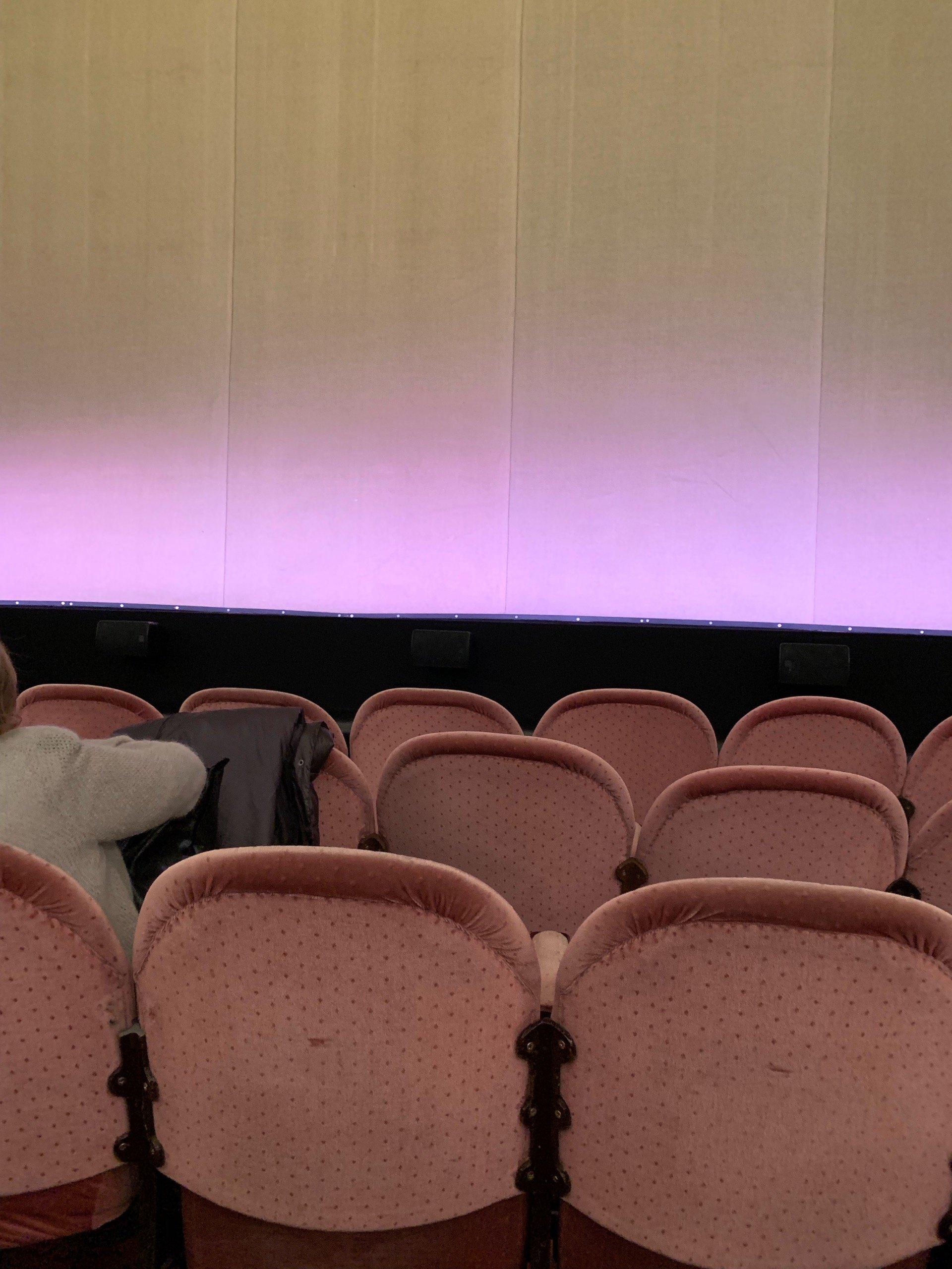 Noël Coward Theatre Section Stalls Row E Seat 12