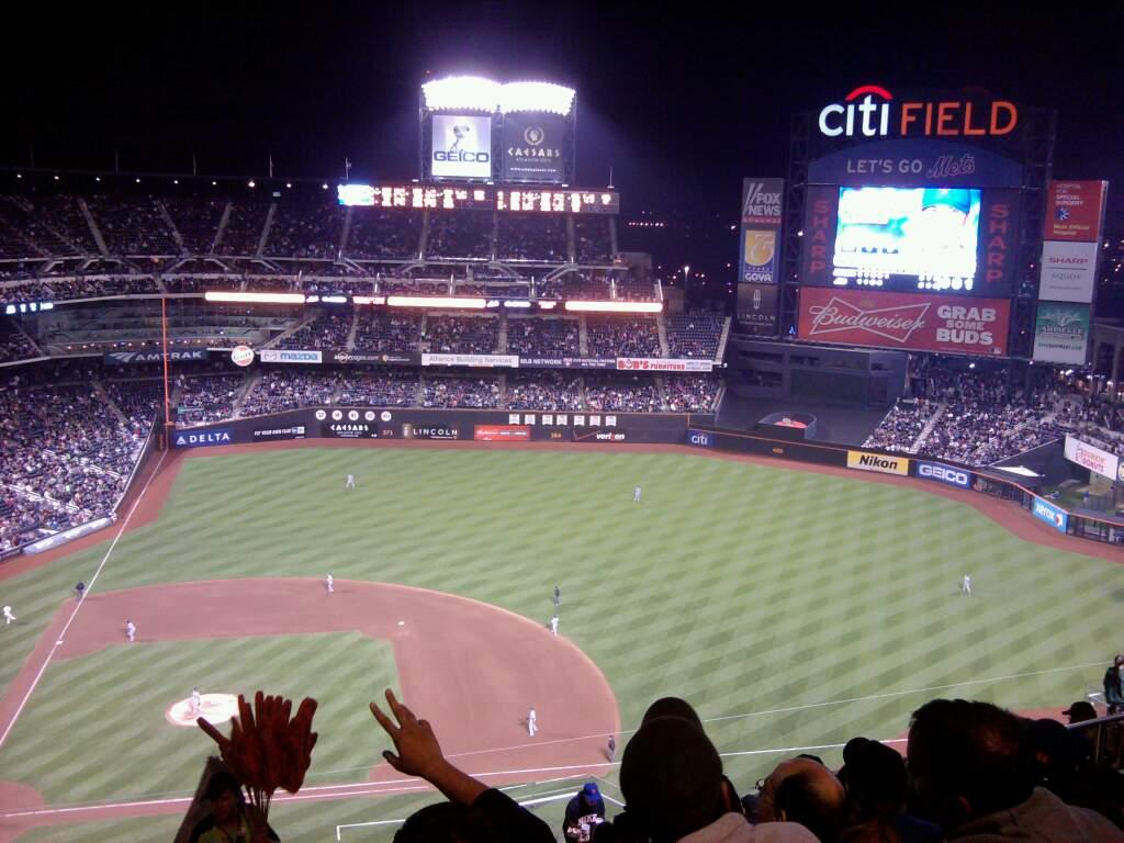 Citi Field Section 507