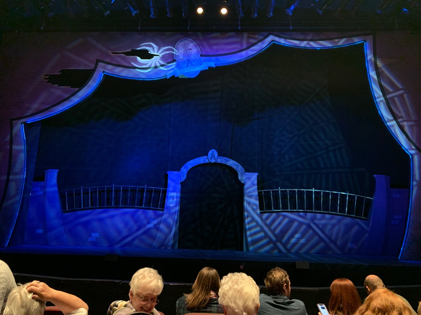 Festival Playhouse at Wright State University Section Main Floor Row D Seat 13