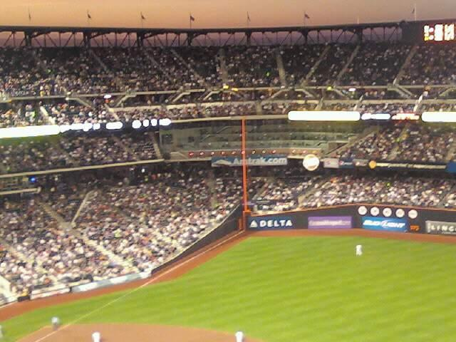 Citi Field Section 504 Row 7 Seat 6