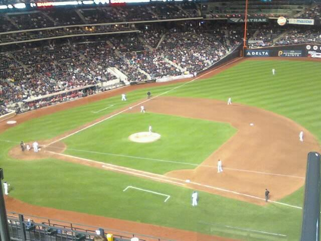 Citi Field Section 504 Row 14 Seat 6