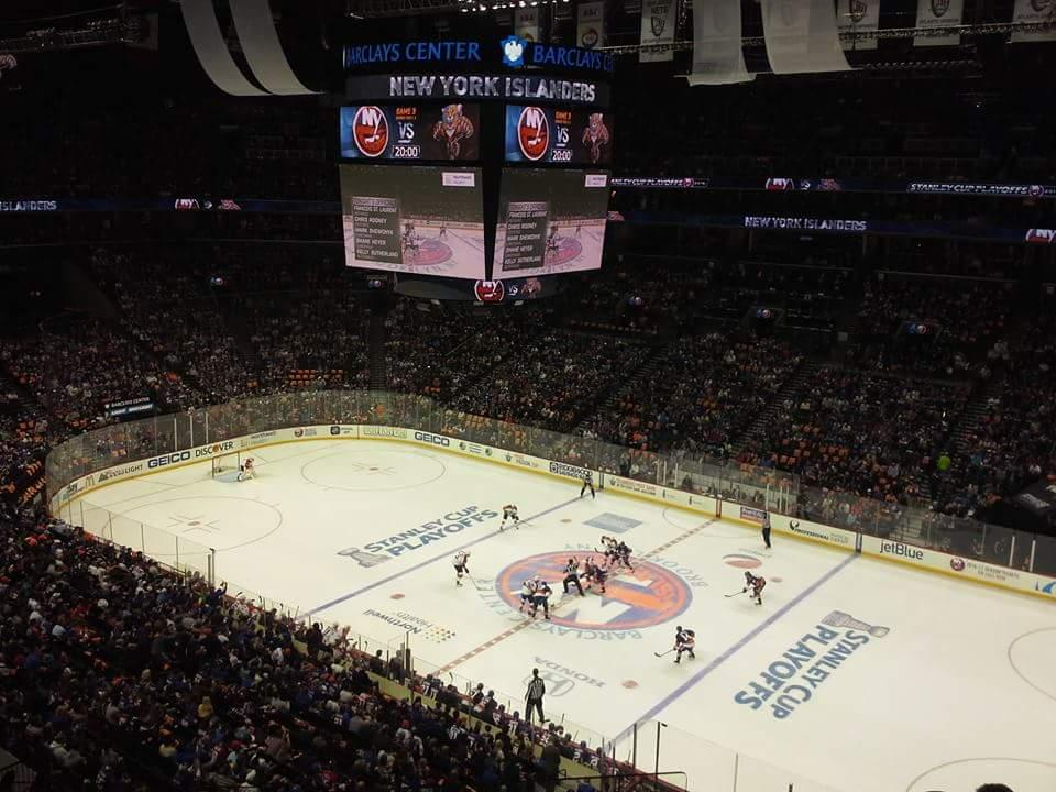 Barclays Center Section 204 Row 7 Seat 24