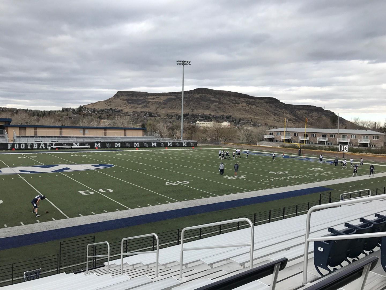 Marv Kay Stadium Section 104 Row N Seat 30