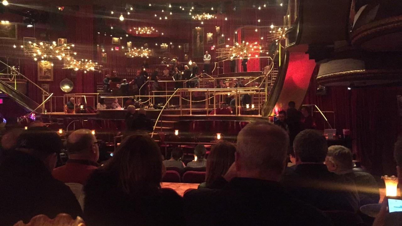 Imperial Theatre Section Orchestra R Row L Seat 24