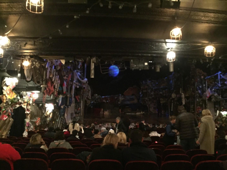 Neil Simon Theatre Section Orchestra Row T Seat 15