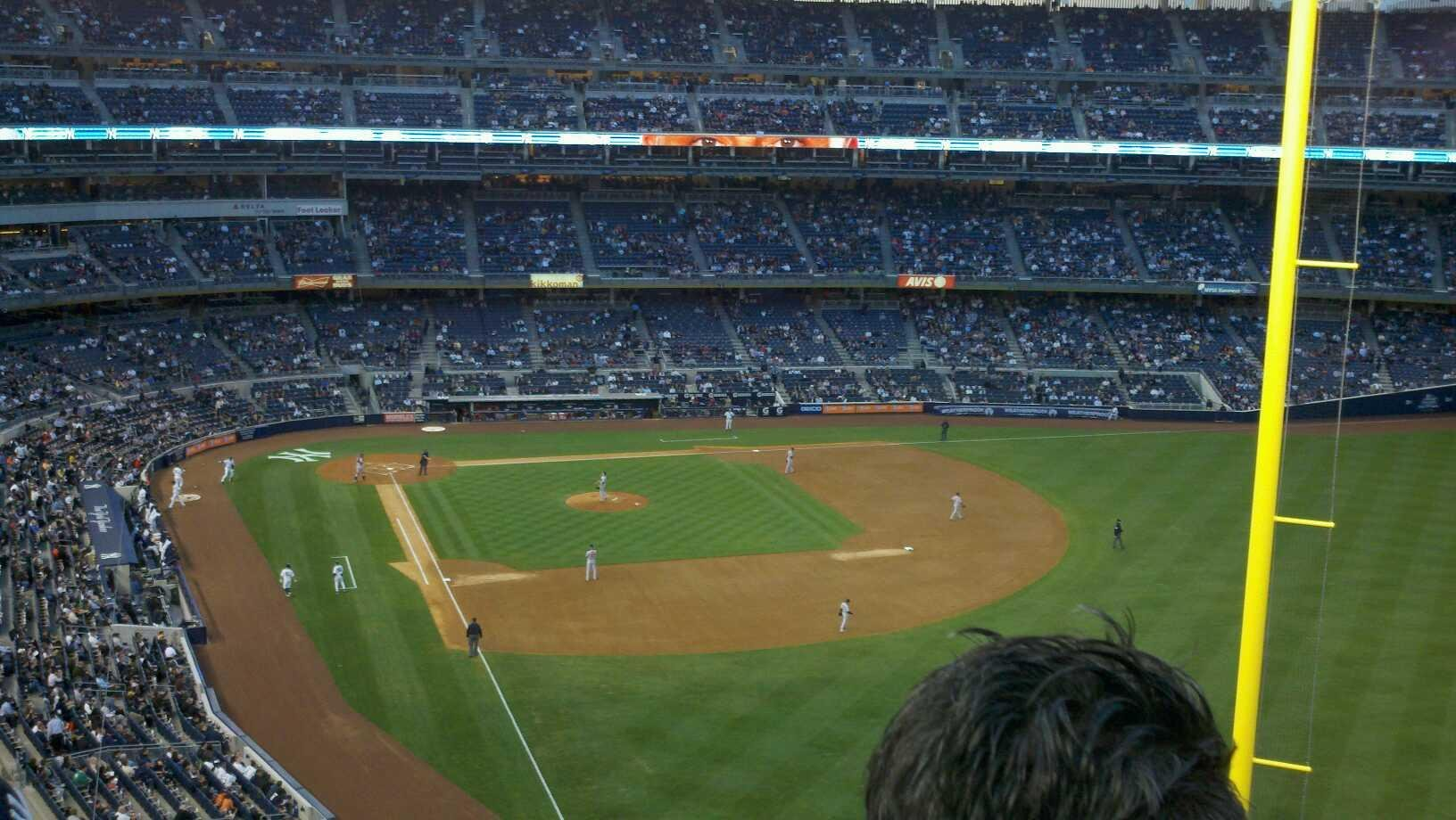 Section 308 Seat View