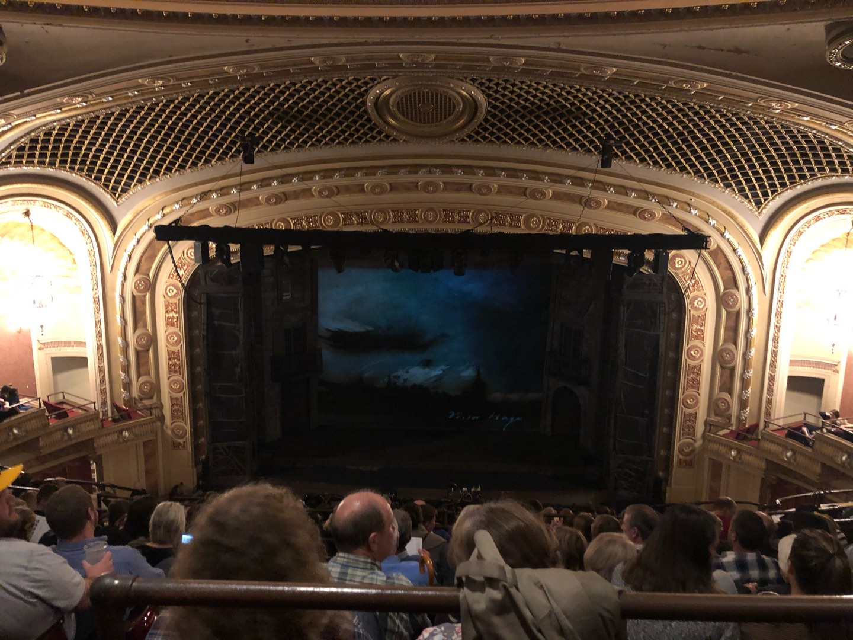 Tivoli Theatre Section UBC Row H Seat 109