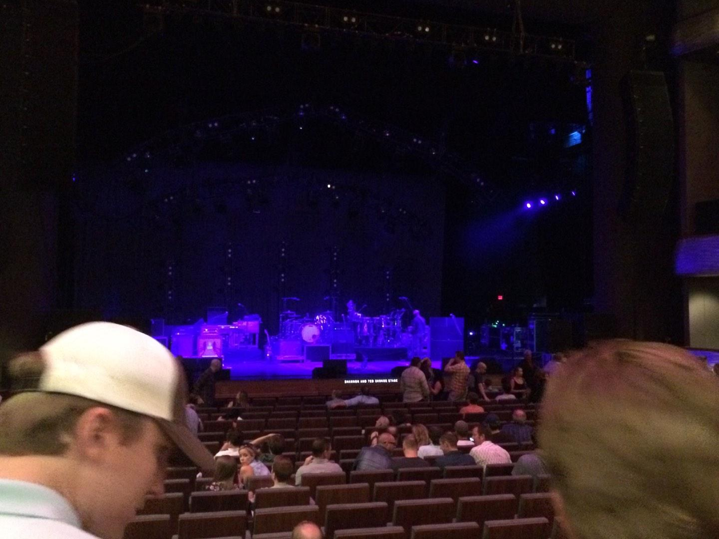 Winspear Opera House Section Orc C Row N Seat 3