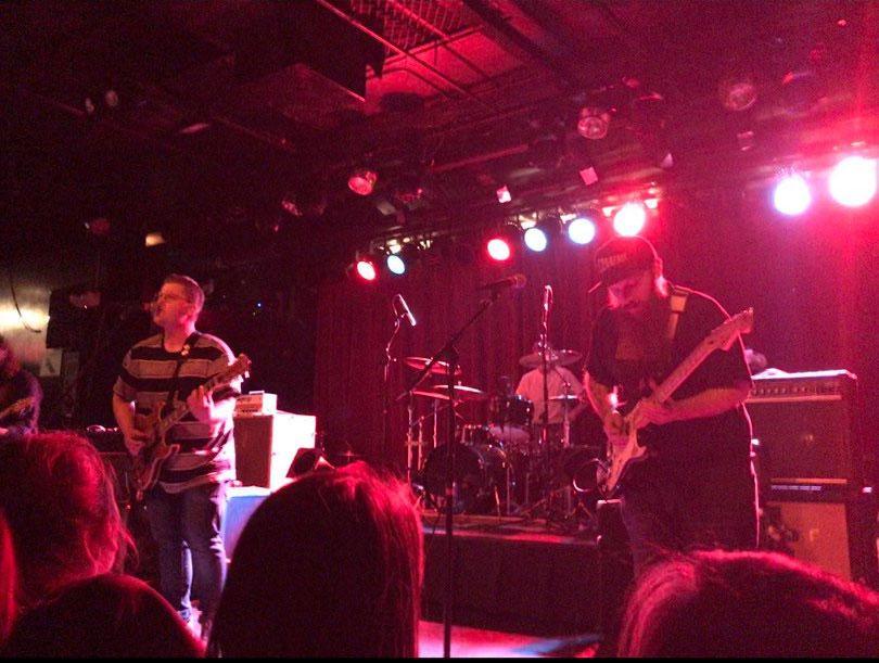 Paradise Rock Club Section GA