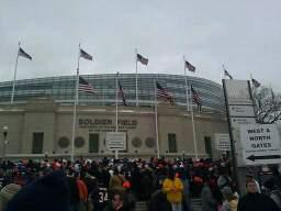 Soldier Field Section Gate 0