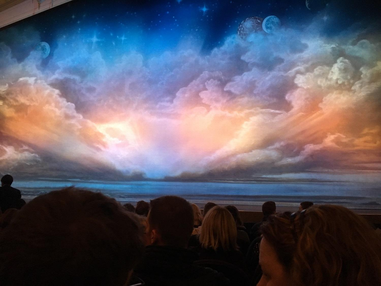 Eugene O'Neill Theatre Section Orchestra Center Row G Seat 103