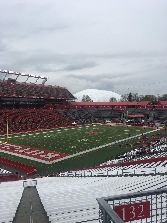 SHI Stadium Section 132 Row 31