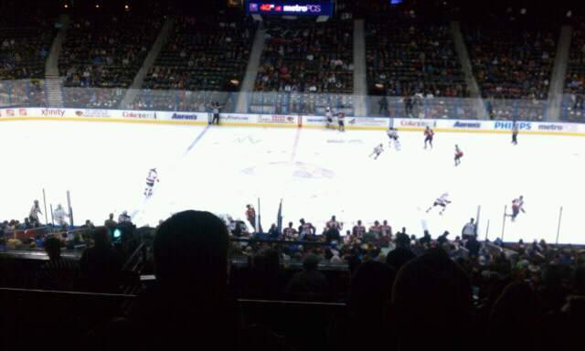 State Farm Arena Section T21 Row H Seat 23