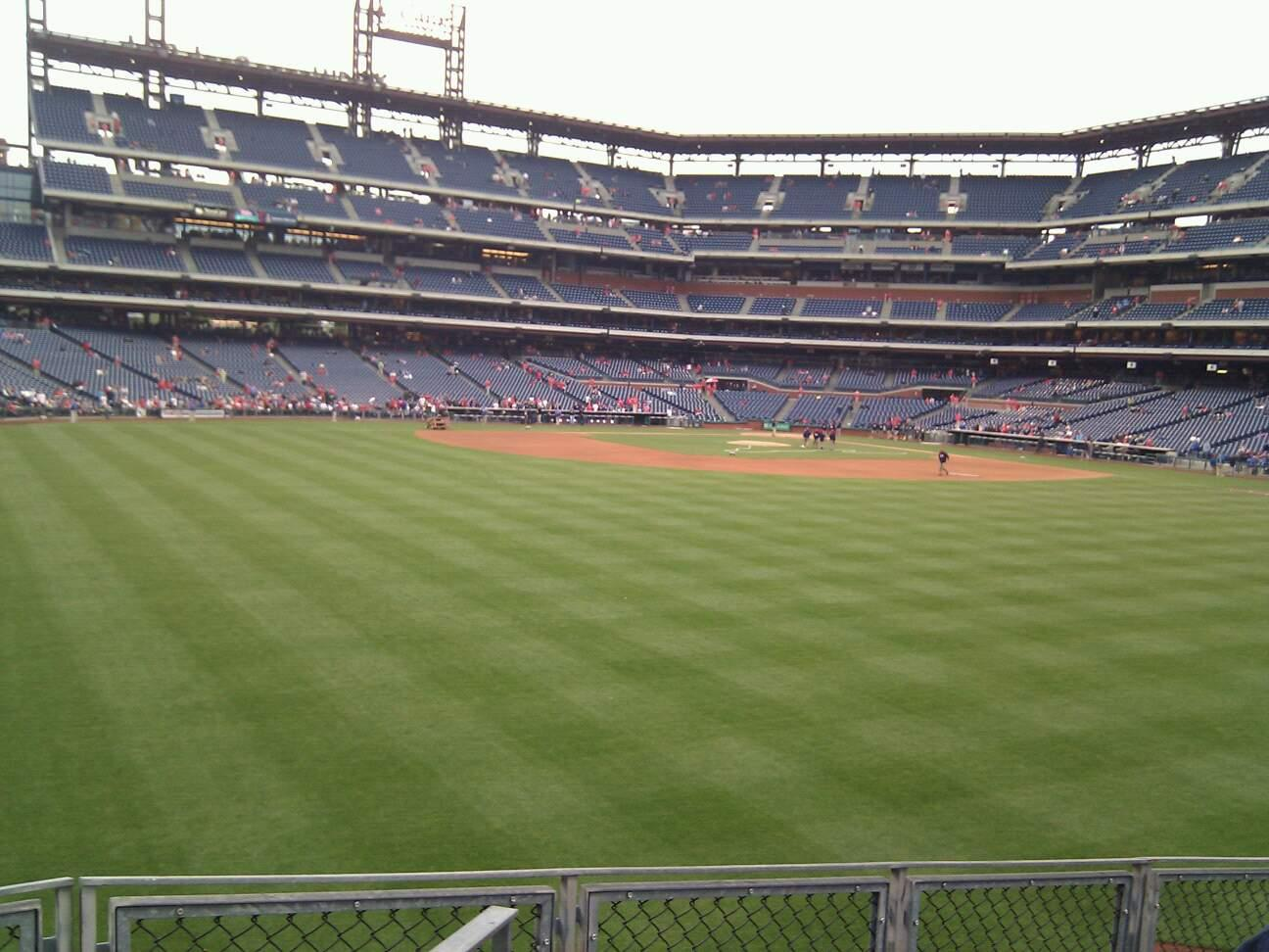 Citizens Bank Park Section 148 Row 14 Seat 11