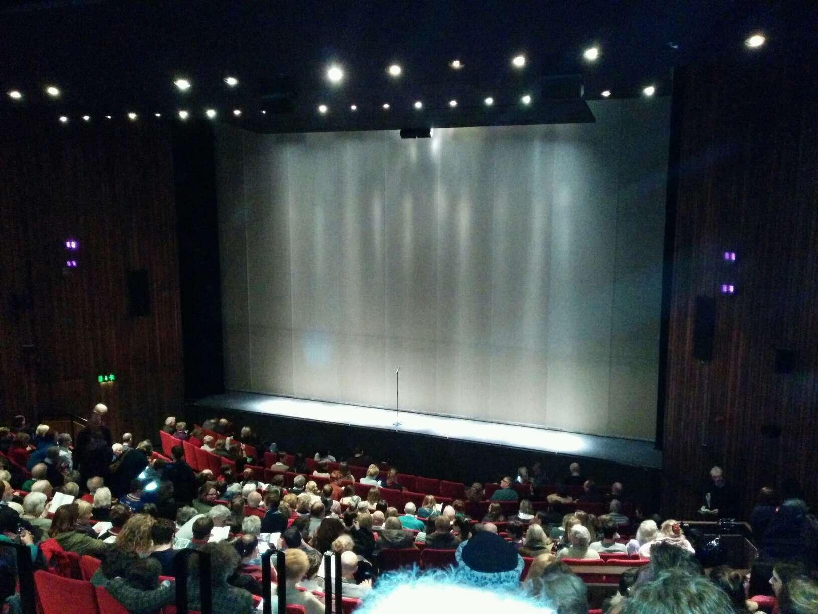 Abbey Theatre Section 4 Row s Seat 31